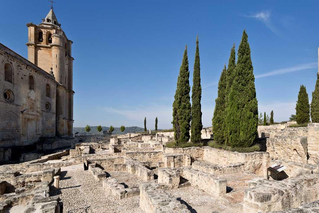 abadia de alcala la real