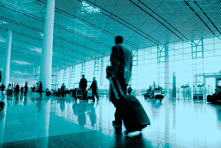 derechos del viajero en avion