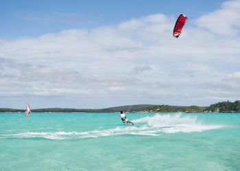Las mejores playas para practicar Kitesurf
