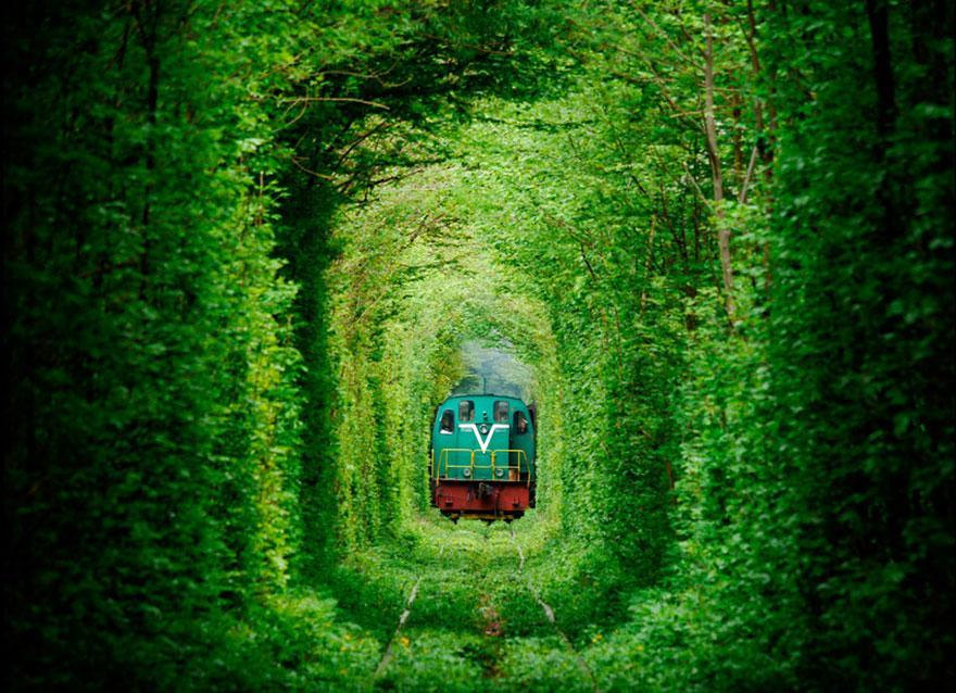 tunel del amor 2