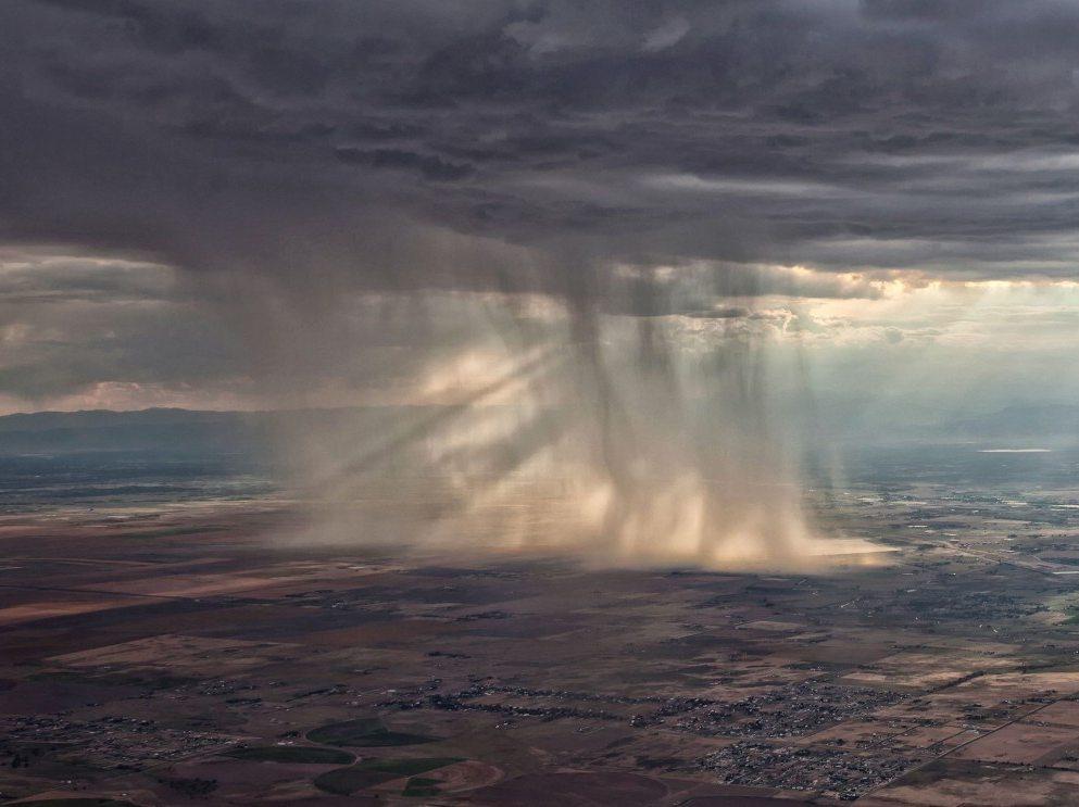 Diluvio sobre Denver