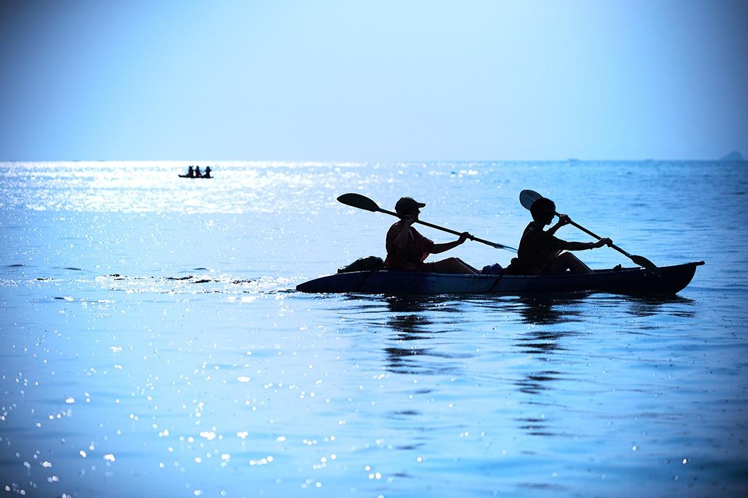 Rutas en kayak por España