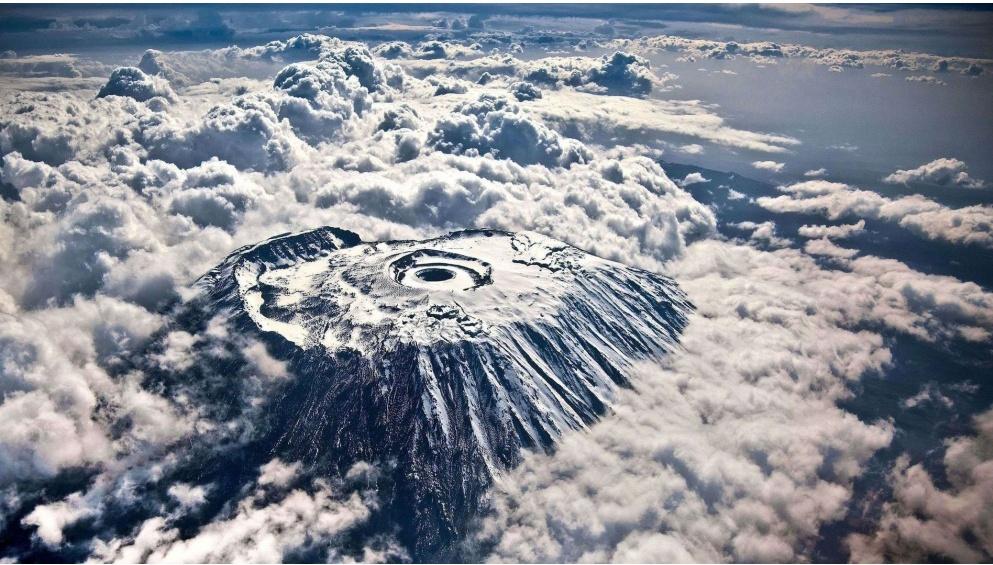 vista Kilimanjaro