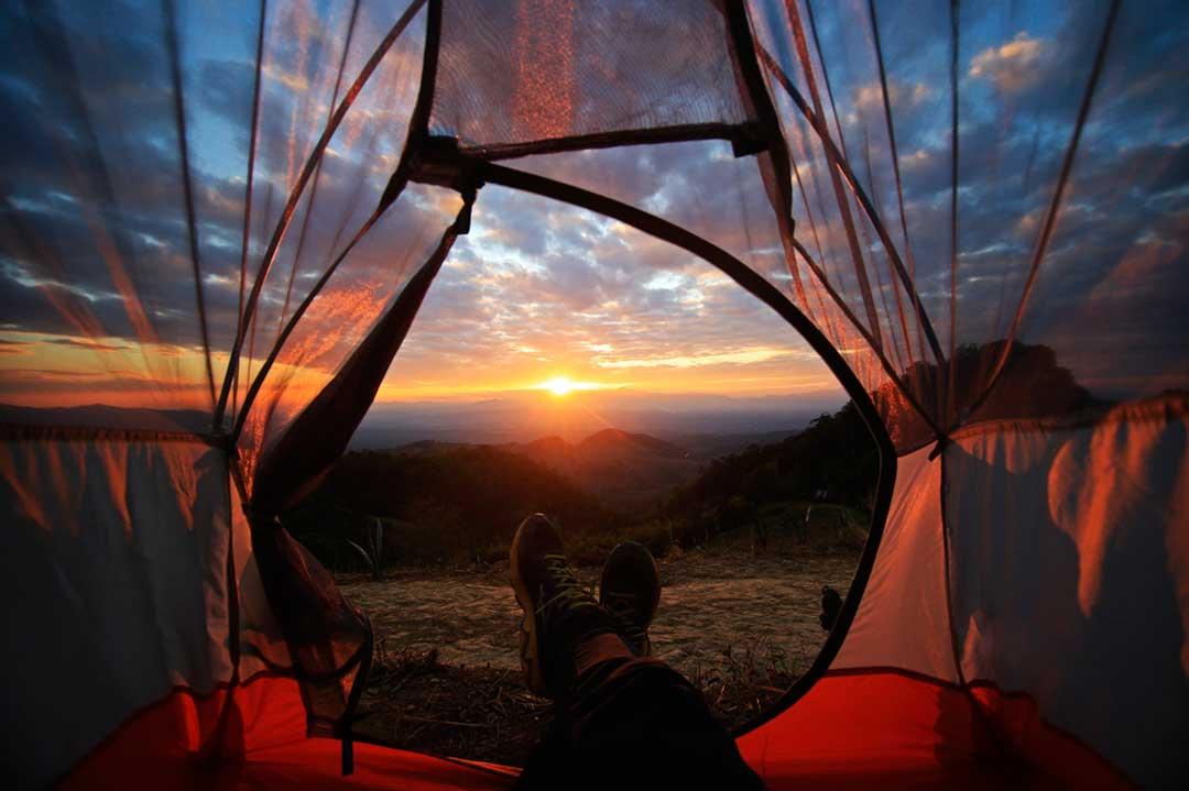 Qué se necesita para ir de camping