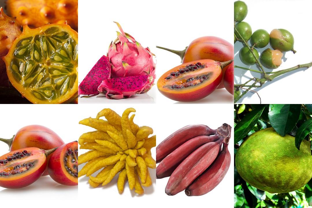 8 Frutas Exóticas Que Quizás Desconozcas