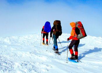 Consejos para realizar rutas y excursiones con raquetas de nieve por primera vez