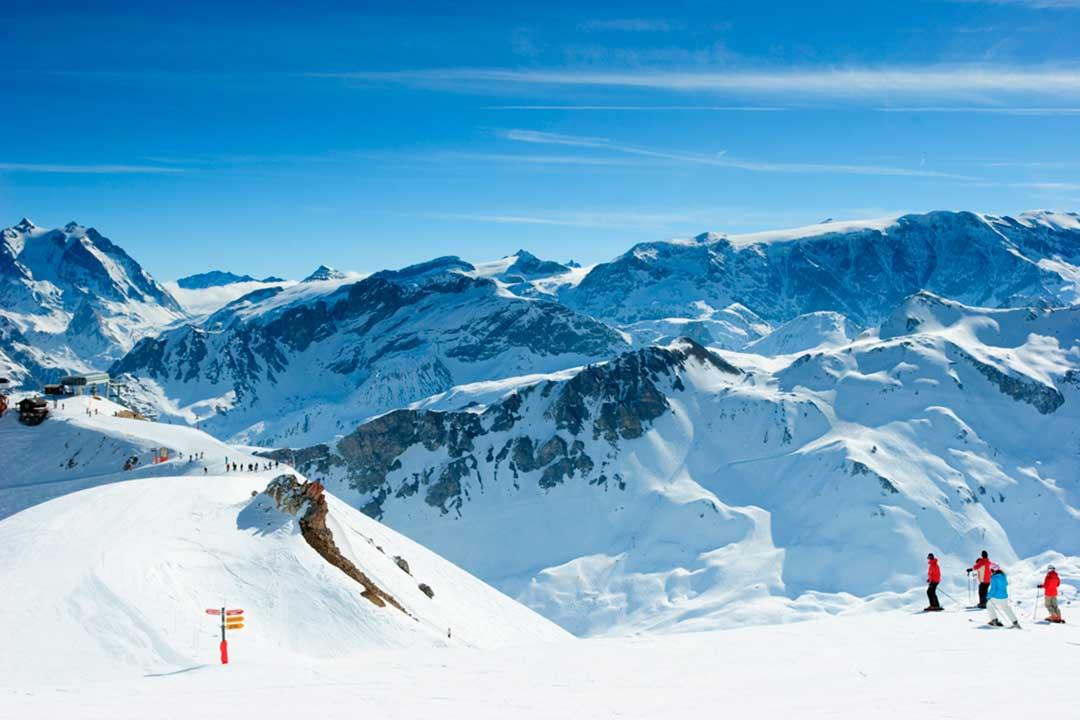 Conocer los tipos de pistas de esquí es imprescindible a la hora de hacer un viaje a la nieve