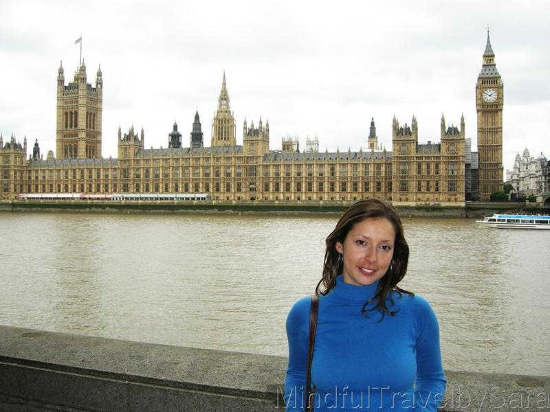 Sara en Londres