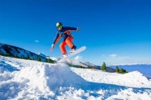 Viajes a la nieve: Como entrenar para esquiar o hacer snowboard