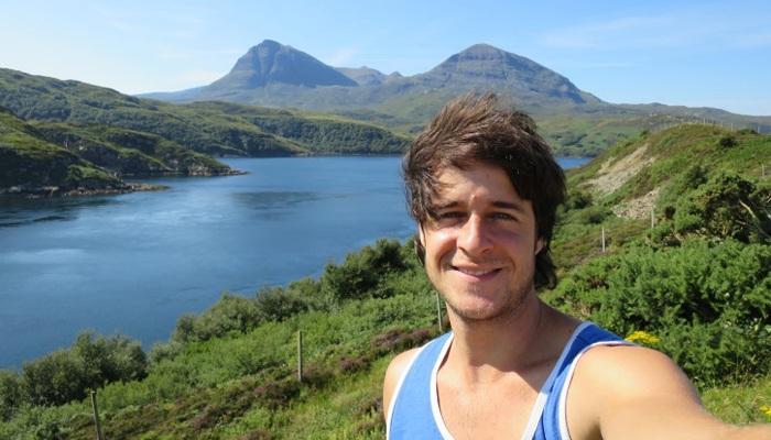 Daniel Tirado, Blogger de Viajando Sin Papel Higiénico