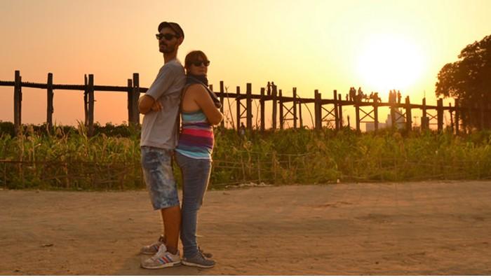 Dany y María, blogger de Lega Traveler