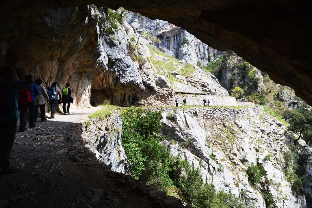 Ruta Garganta de Asturias