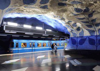 las mejores estaciones de metro