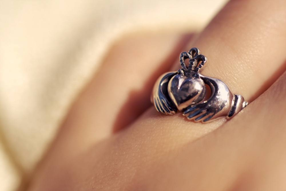 Claddagh Ring, Irlanda