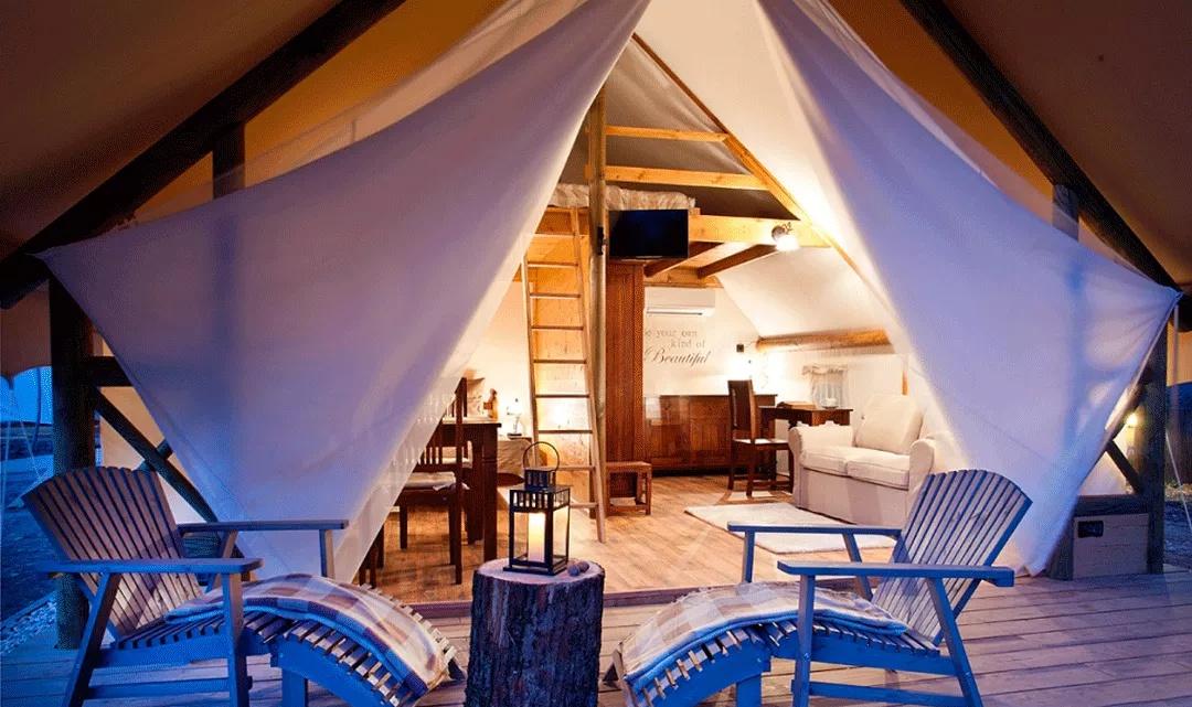 Glamping bienvenido a los campings de lujo - Campings de lujo en espana ...