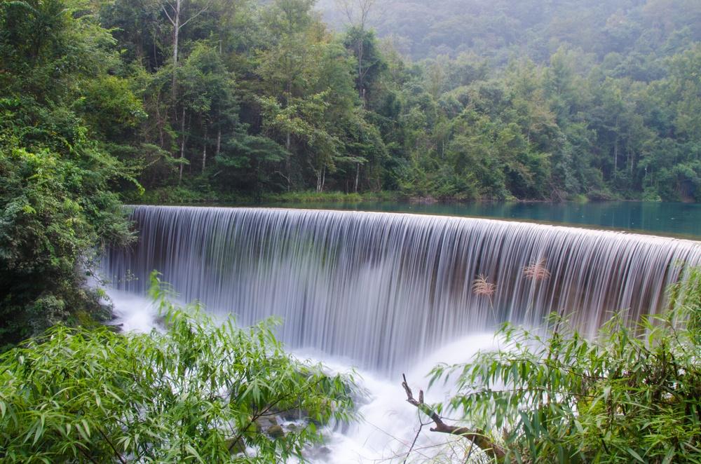 Cascada Huangguoshu, China