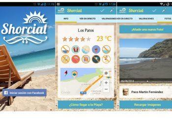 Shorcial App