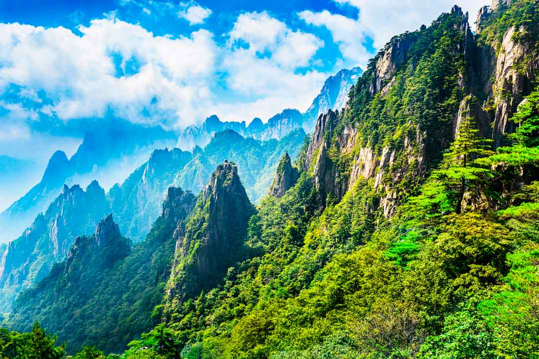 Los destinos mas recomendados en un viaje a China