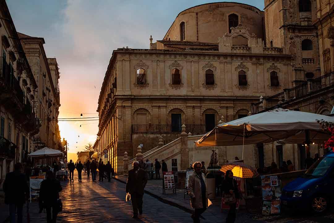 Qué ver en Sicilia: Noto