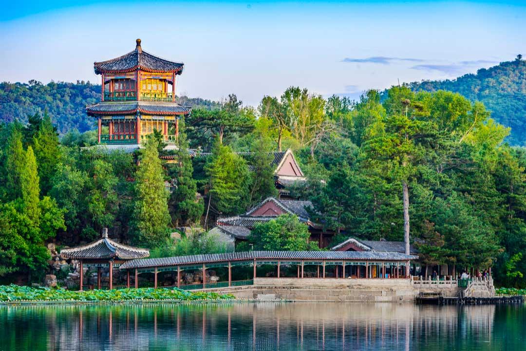 La residencia de montaña de Chengde es uno de los sitios imprescindibles que visitar en China