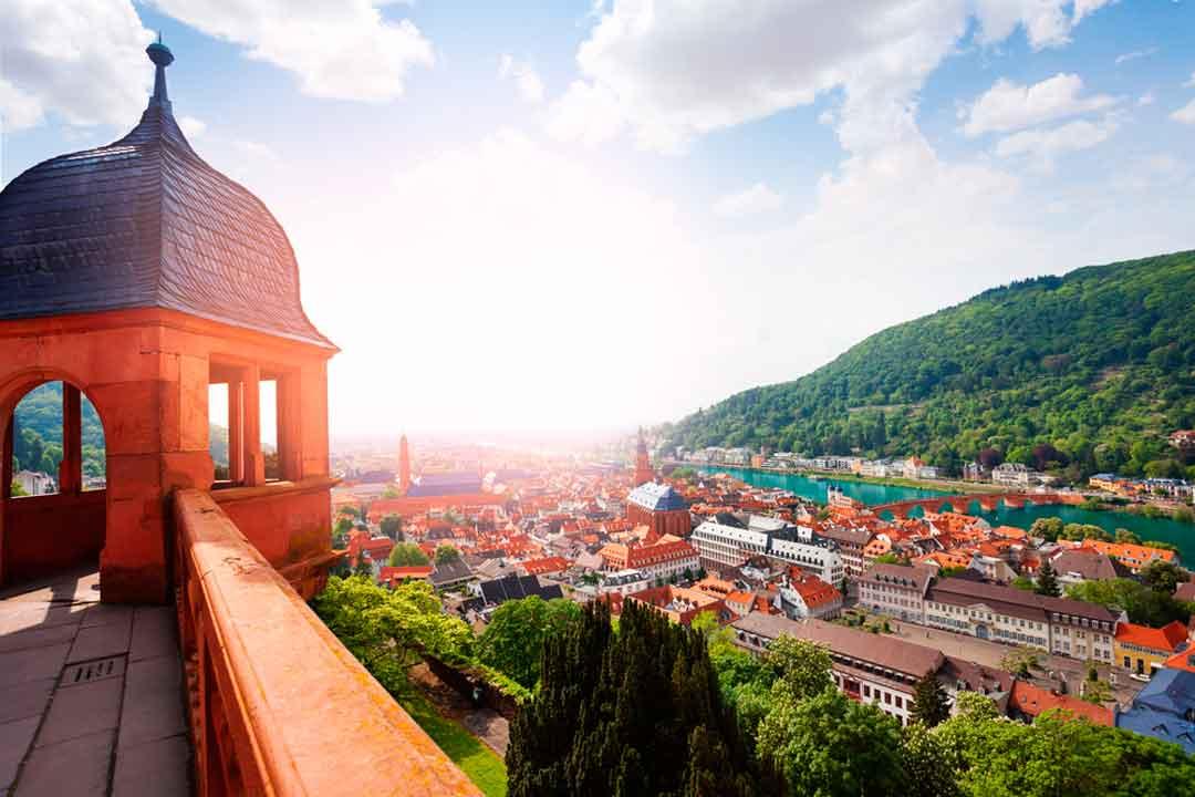 Viajar a Alemania: ¿Qué ver en Heidelberg?