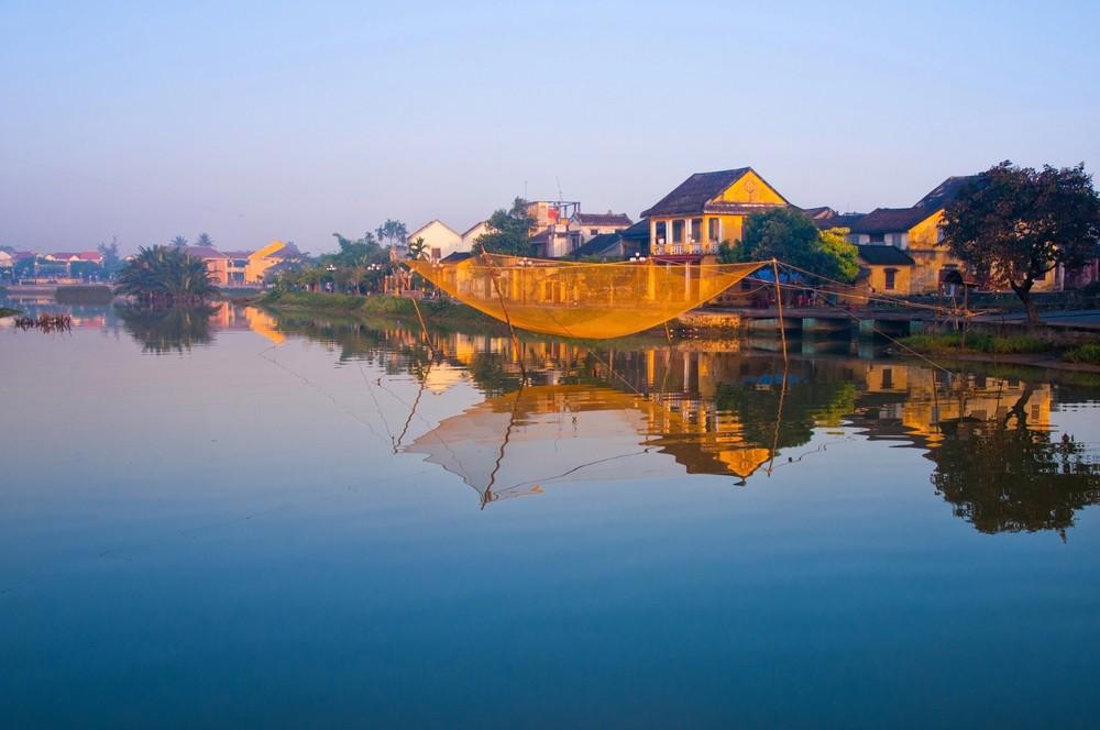 Ciudad de Hoi An, Vietnam