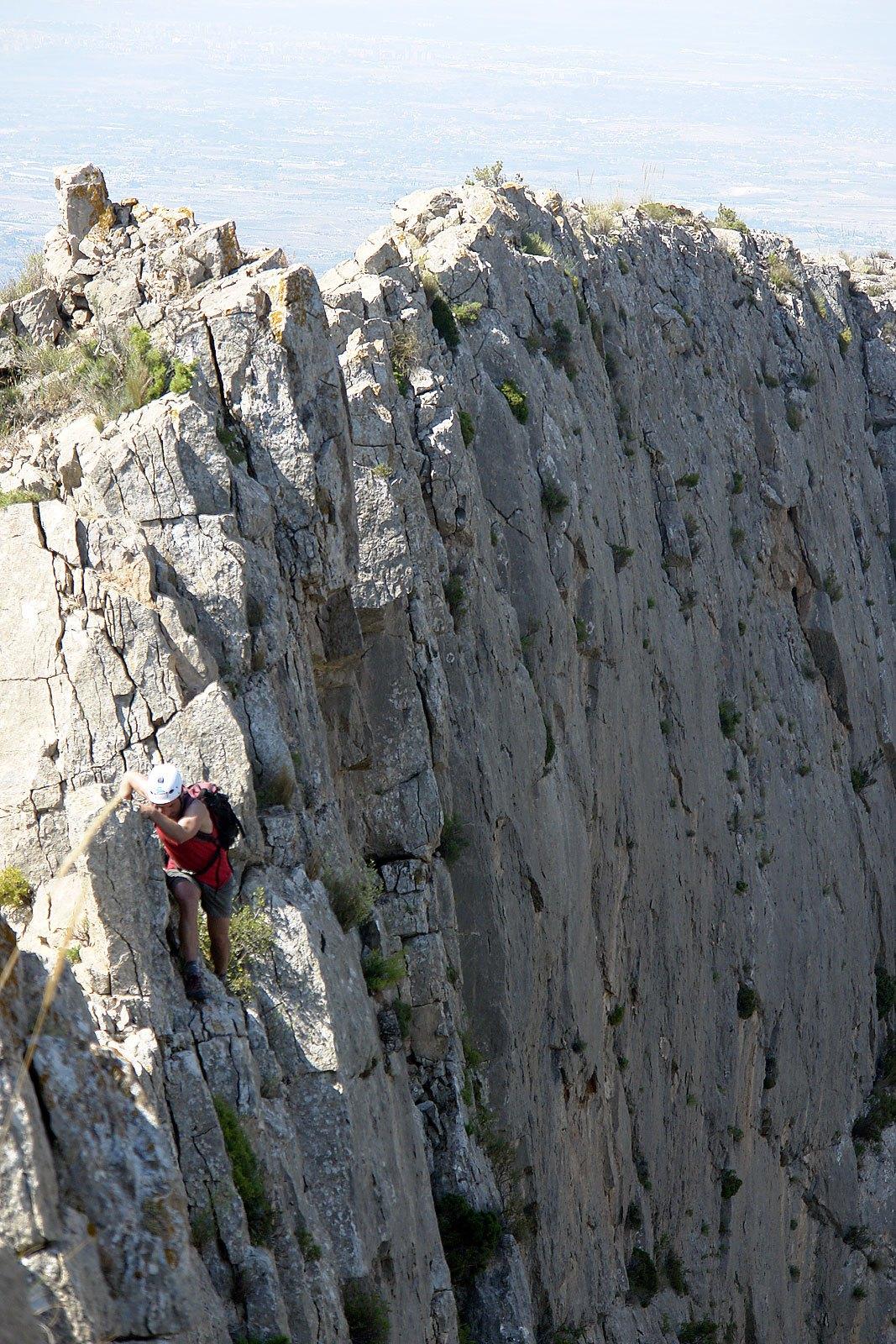 Pels, blogger y montañero