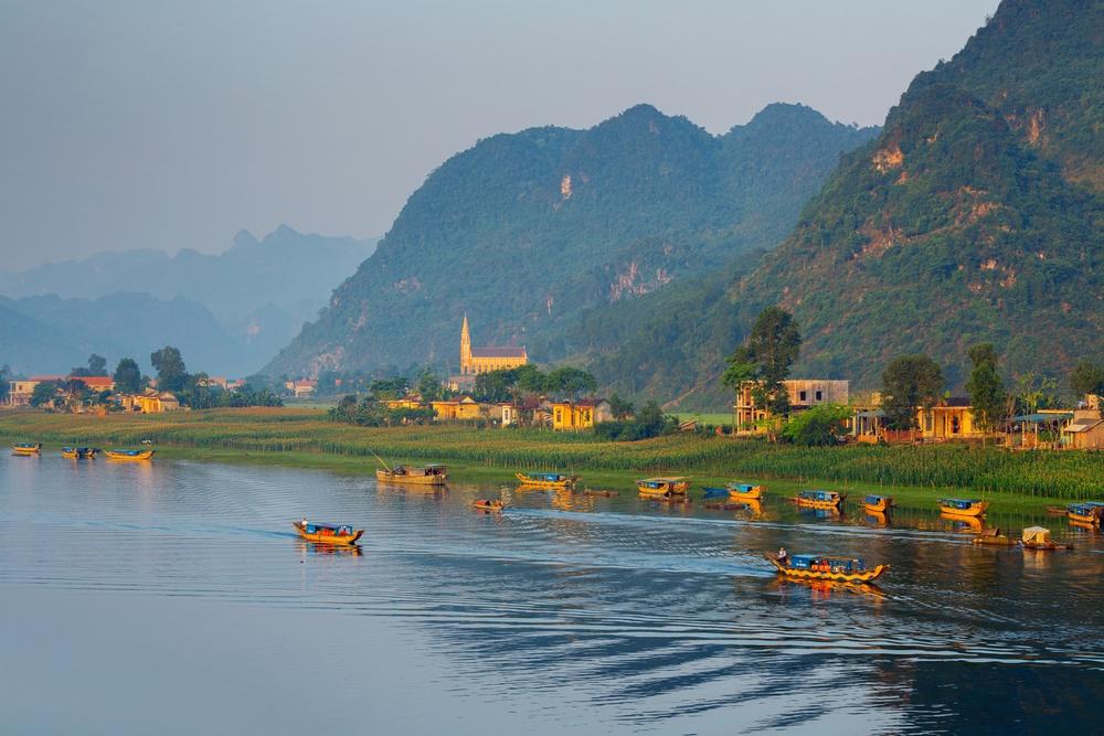 Parque Nacional Phong Nha Ke Bang, Vietnam