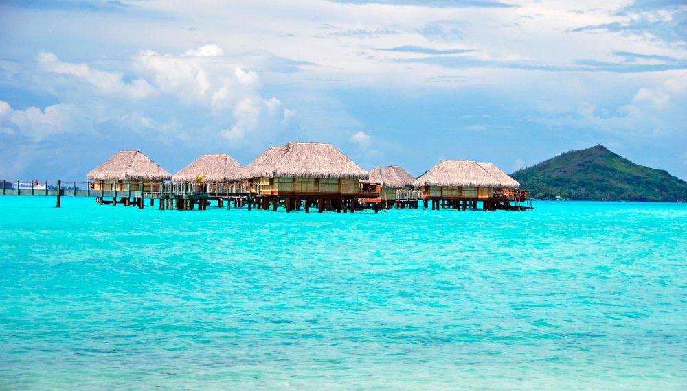 Bora Bora, un destino para la luna de miel