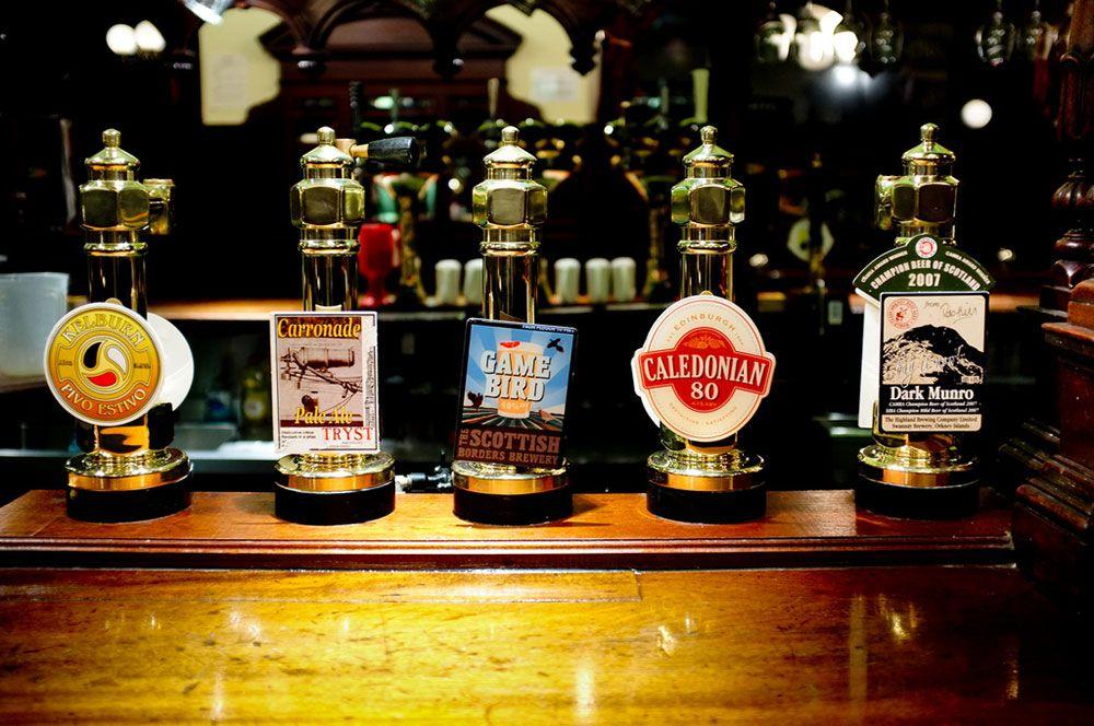 Cerveza escocesa