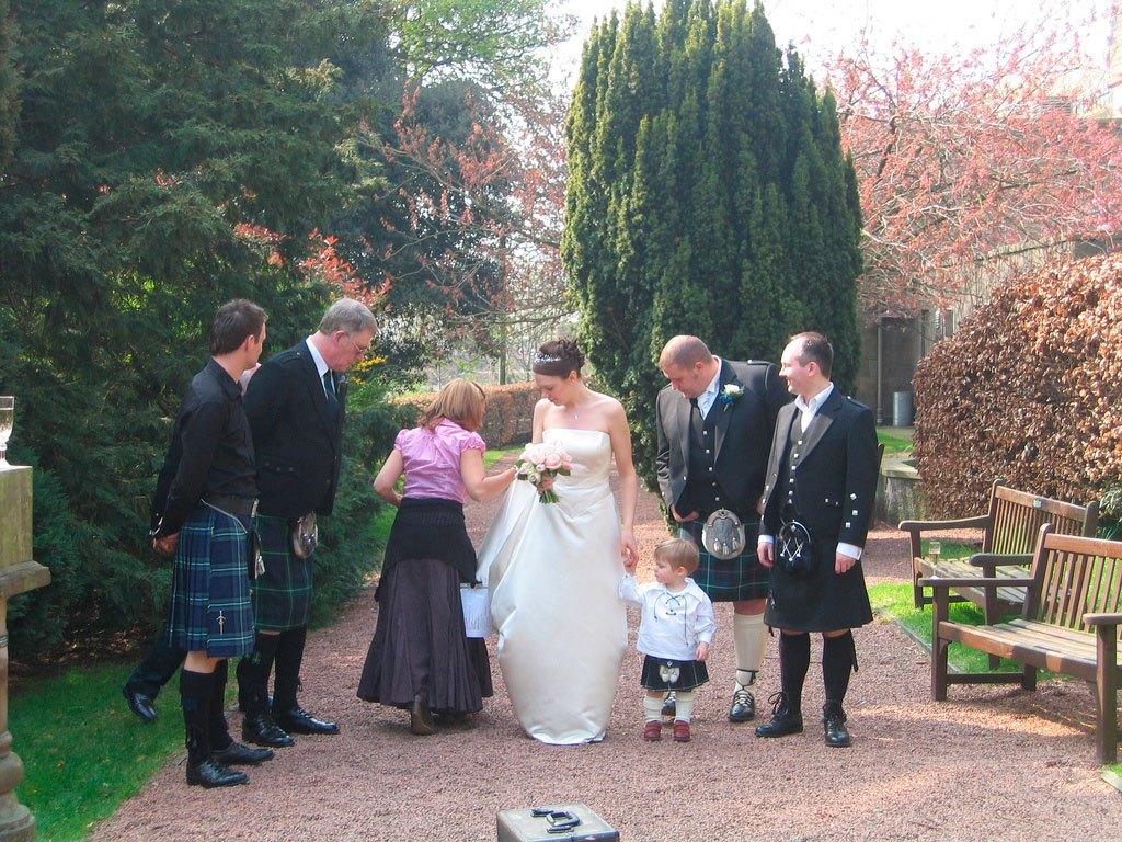 Kilt, la falda tradicional escocesa