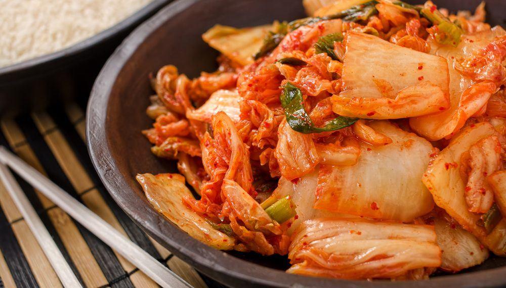 Receta Internacional Cómo Hacer Kimchi
