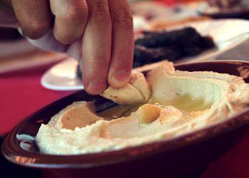 Receta para hacer hummus