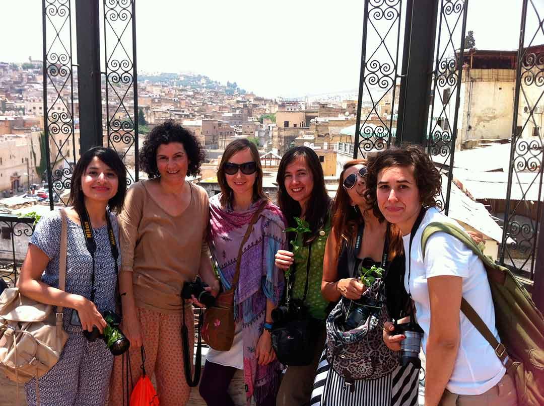 Bloggers de seis maletas