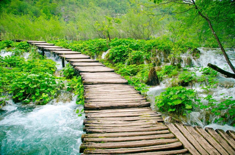 Ruta-Lago-Plitvice