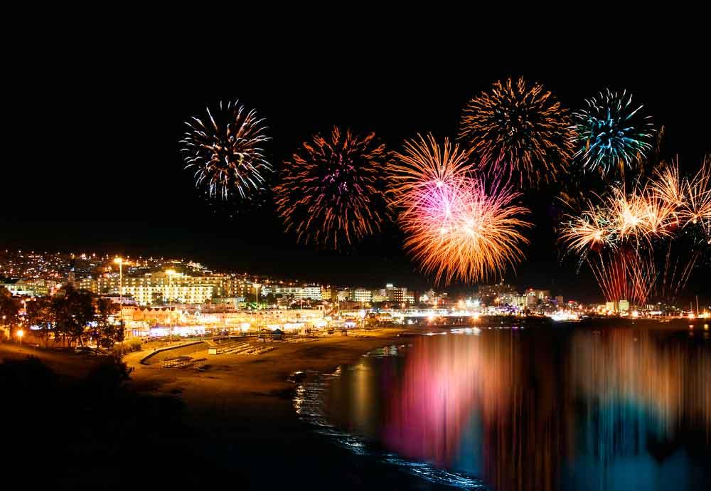 Nochevieja en Canarias