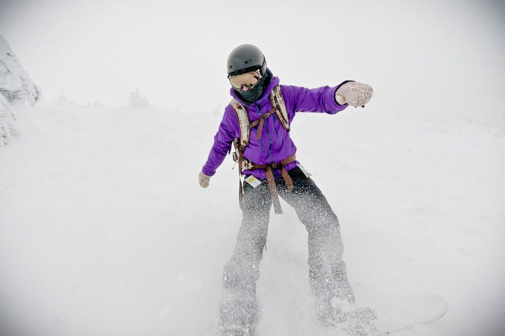 Ropa técnica de esquí