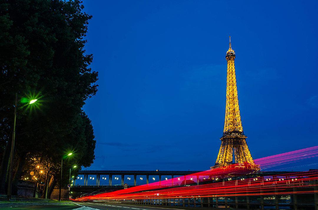 París, la ciudad más romántica donde pasar San Valentín