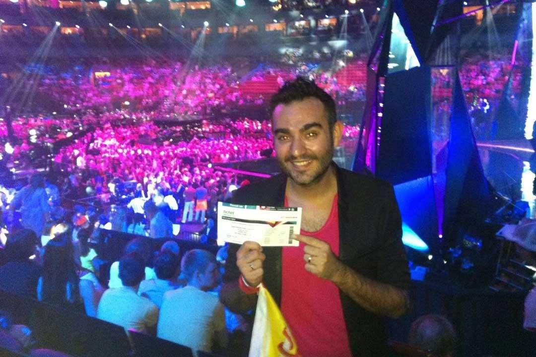 como comprar los tickets de eurovision 2016