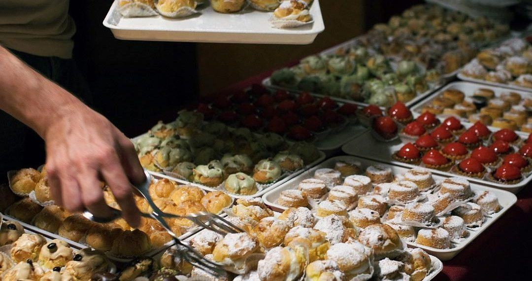 dulces de italia
