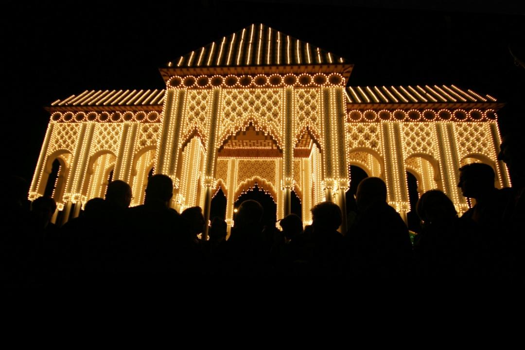 Entre las Ferias de Andalucía, destaca la del Corpus de Granada