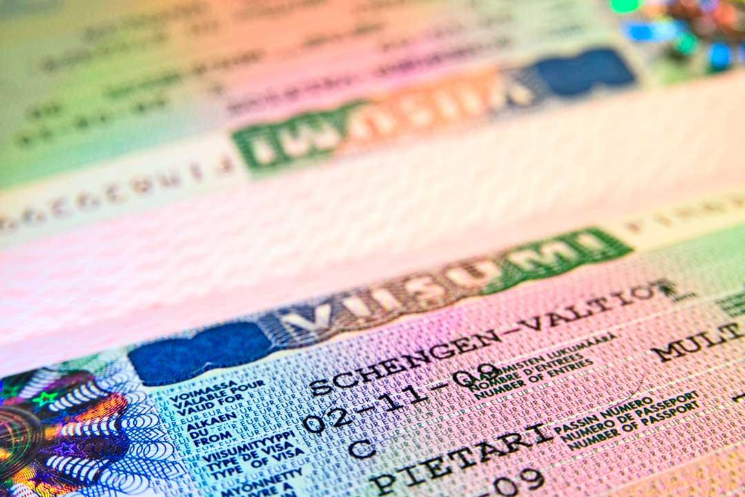 visa para viajar a los paises schengen