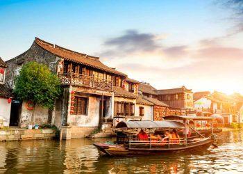La ciudad antigua de Xitang es uno de los imprescindibles en los viajes a China