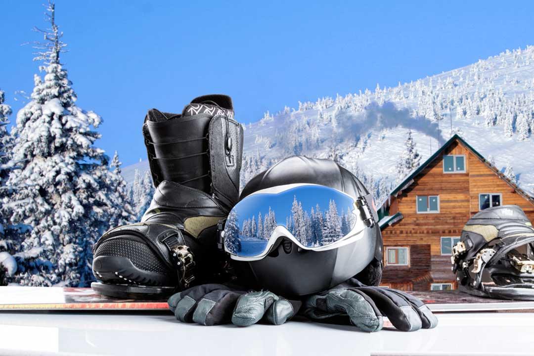 Esta es la ropa a elegir al practicar snowboard