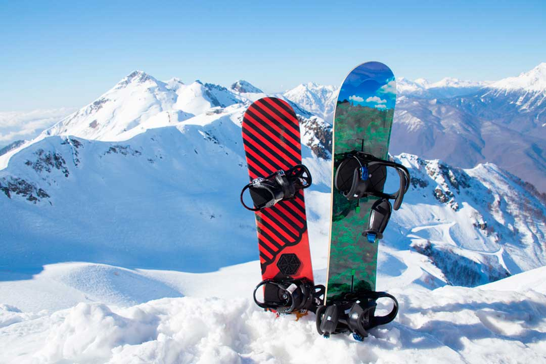 aprender a hacer snow: consejos para elegir la tabla adecuada