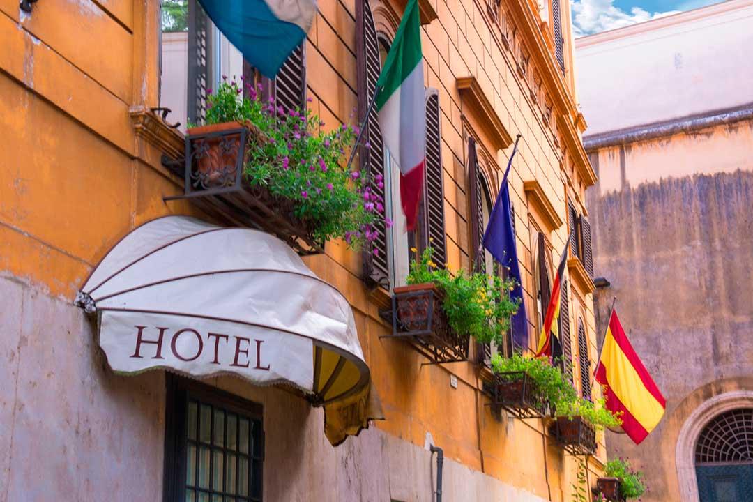 La tasa turística en Roma varía en función de las estrellas que tenga el hotel