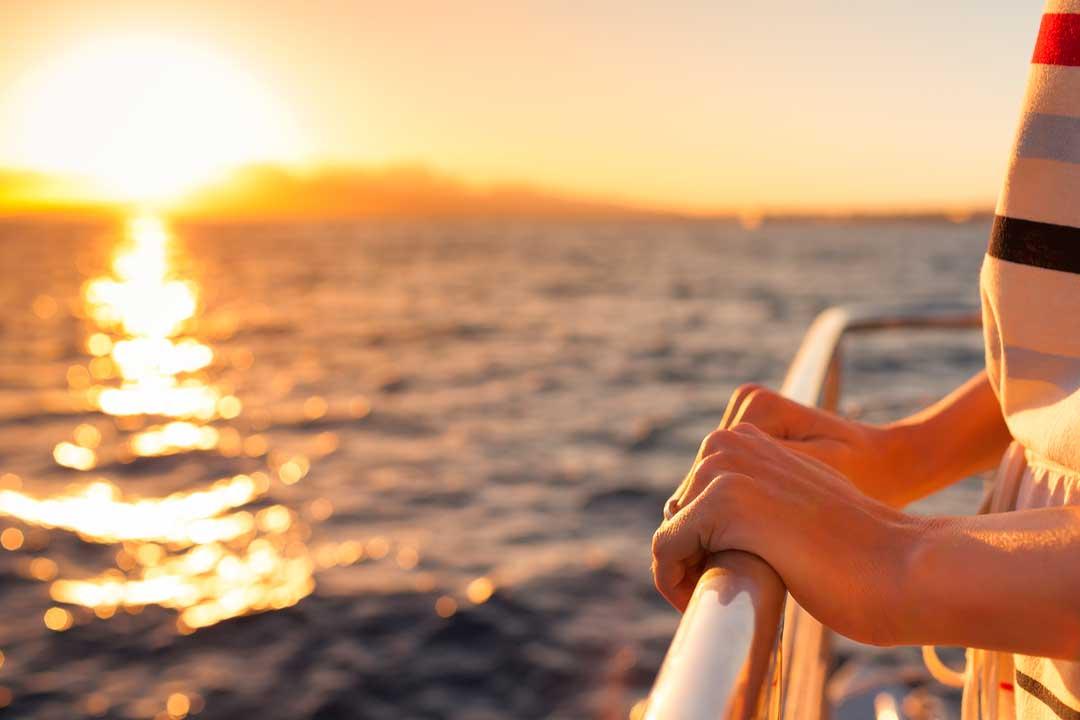 El seguro para cruceros cubre por igual en todos los países por los que navegamos