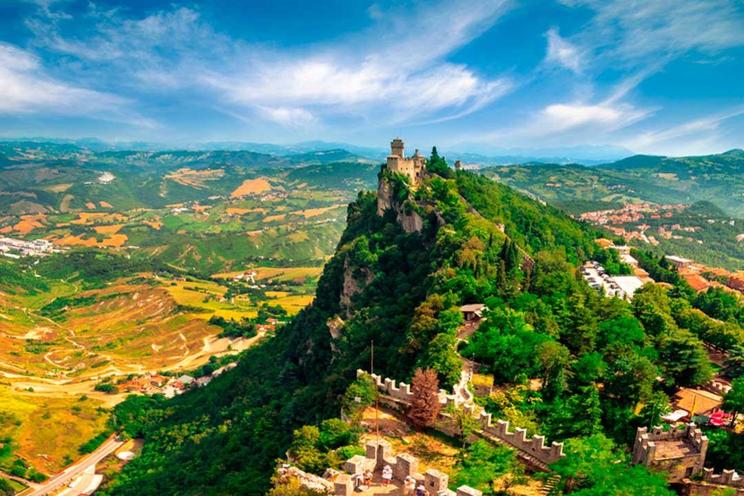 que ver y que hacer en San Marino en un día