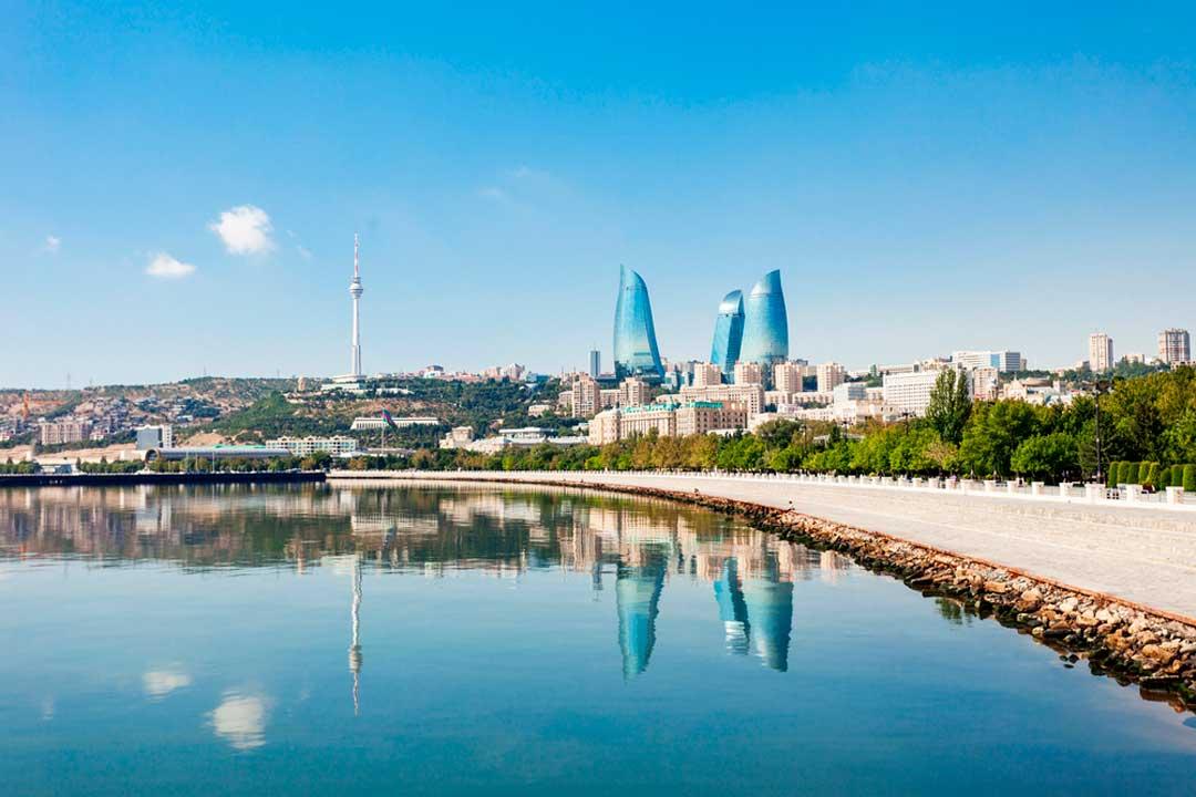 Hay mucho que hacer en Baku, capital de Azerbaiyan.