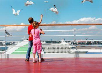 Todo lo que tienes que saber antes de hacer cruceros con niños